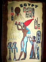 egipska sztuka