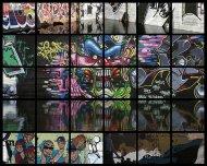 Graffiti, dekoracje ścienne