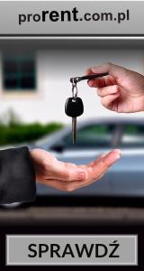 Wypożyczalnia samochodów Pro Rent