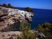 wybrzeże w Grecji