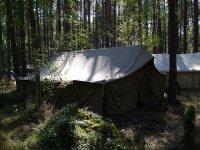 jak wypożyczyć namiot